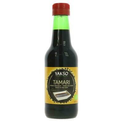 Yakso Organic  Tamari Sauce 250ml