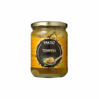 Yakso Organic Tempeh 500ml