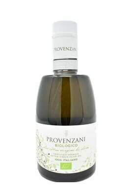 Provenzani Organic Extra Virgin Olive Oil 500ml
