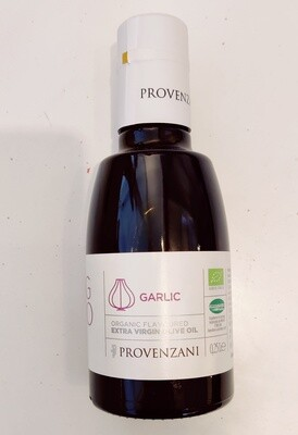 Provenzani Organic Extra Virgin Olive Oil With Garlic 250ml