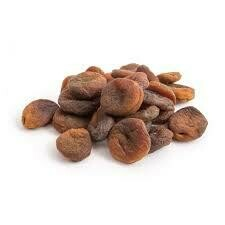 Loose Organic Dried Apricots 100g