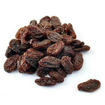 Loose Organic Raisins 100g