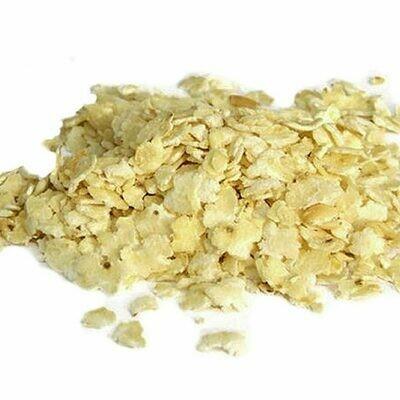 Loose Organic Millet Flakes 100g