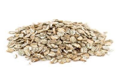 Loose Organic Rye Flakes 100g