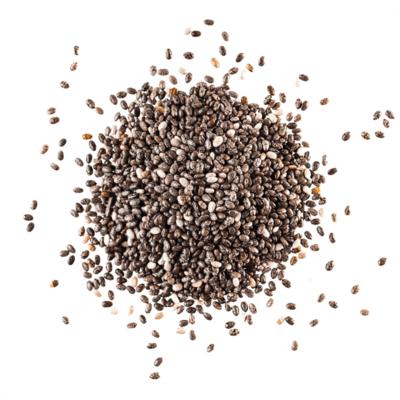 Loose Organic Black Chia Seed 100g