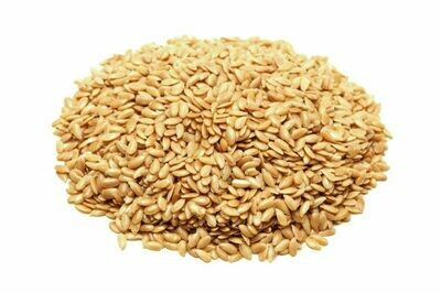 Loose Organic Golden Linseed (flax seed) 100g
