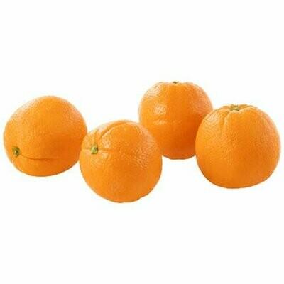 Juicing Oranges Each