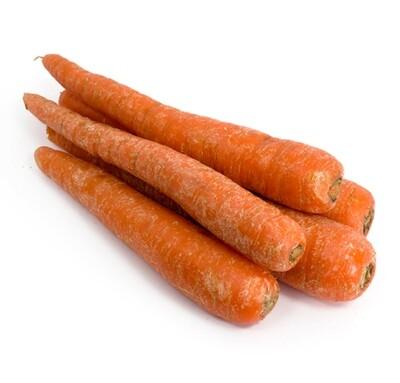 Organic Carrots 100g