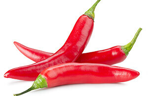 Red Chilli Each