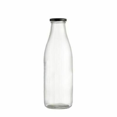 Glass Bottle 1Lt