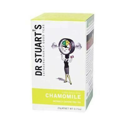 Dr Stuarts Chamomile Infusion 15 Bags