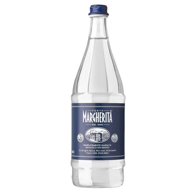 Fonte Margherita Sparkling Mineral Water 80cl.