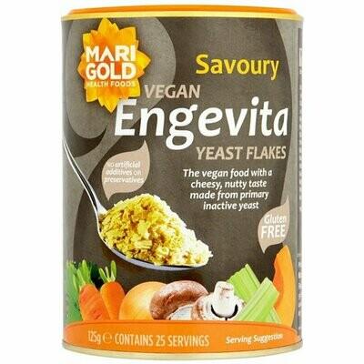Marigold Engevita Gluten-Free Nutritional Yeast Flakes 125g