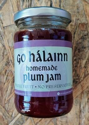 Go Hálainn Plum Jam 350g
