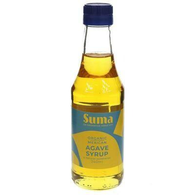 Suma Organic Agave Syrup 240ml
