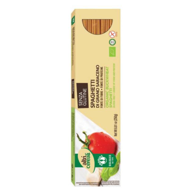 Probios Organic Gluten-Free Buckwheat Spaghetti 250g