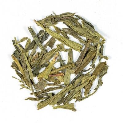 Suki Organic Sencha Loose Leaf Green Tea 100g