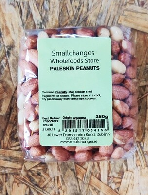 Small Changes Paleskin Peanuts 250 g
