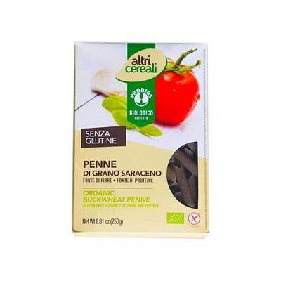 Probios Organic Gluten-free Buckwheat Penne 250g