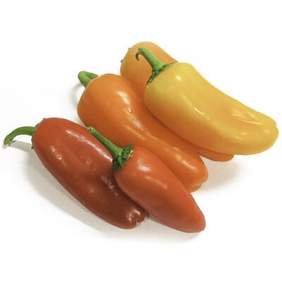 Organic Mini Peppers 100g