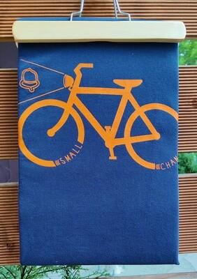Small Changes Bike Tshirt M
