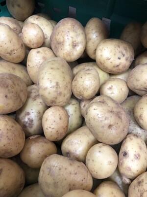 Organic Irish White Potatoes 100g