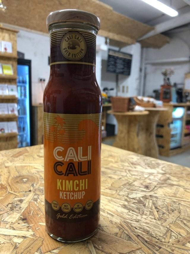 Cali Cali Kimchi Ketchup Gold Edition 265g