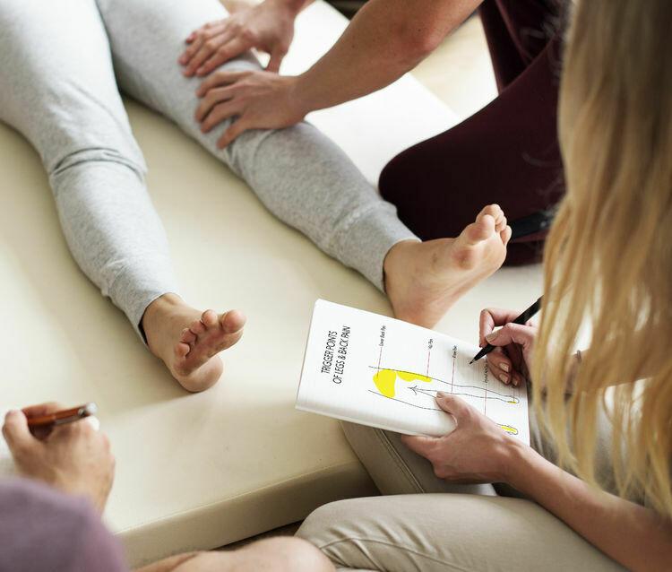 Lehrgang Therapeutische Grundlagen Basis / Bestandteil EMR-Methode Nr. 33