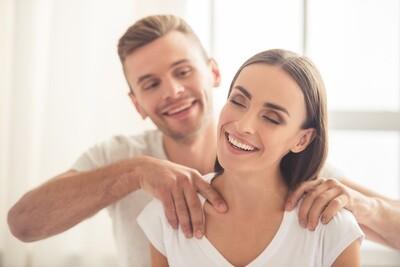 Einsteiger - Partnermassage