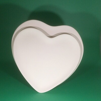 Heart Plate Large