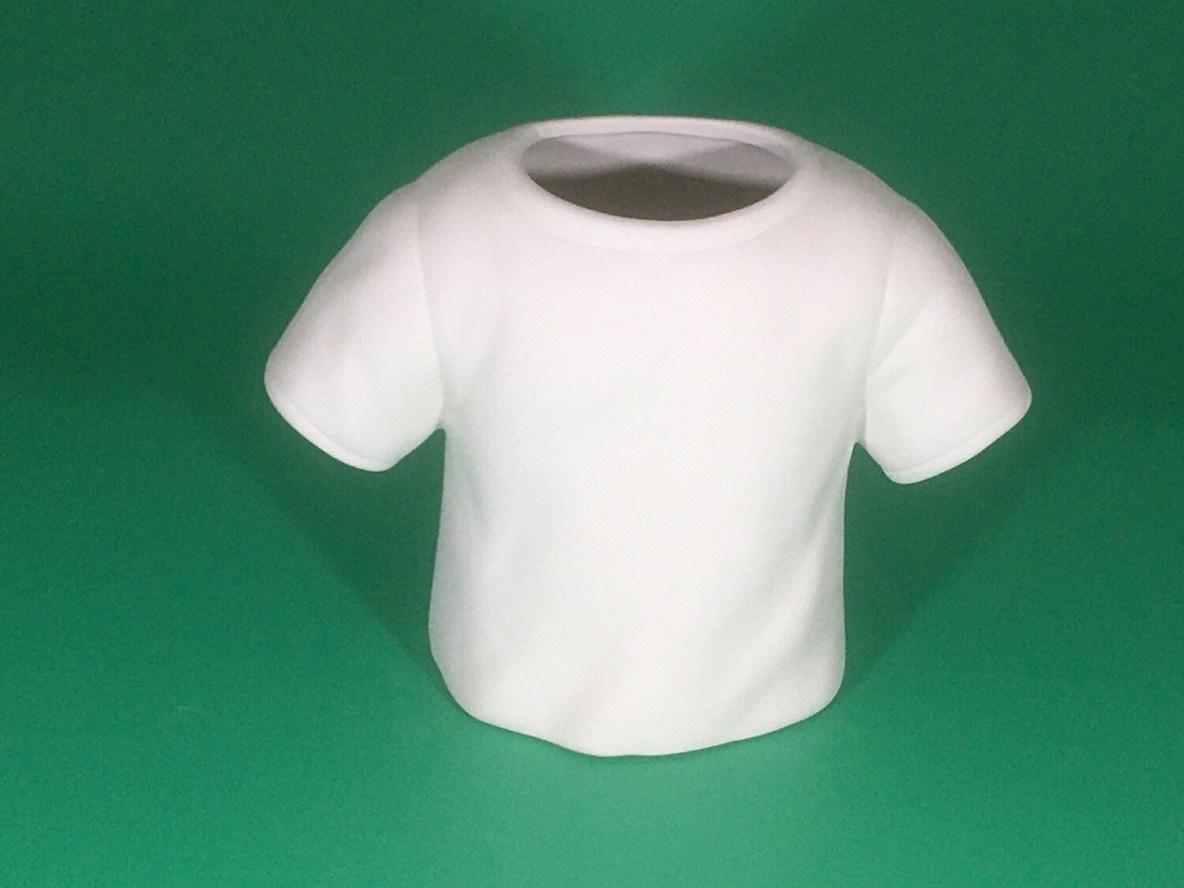 Shirt Pen Pot