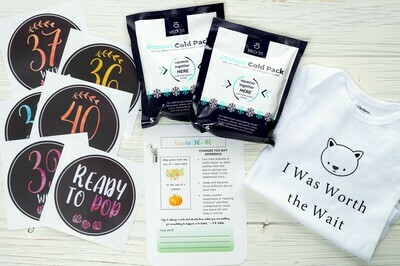 Monthly Preggie Pack - Ninth Month | Pregnancy Weeks 36-40+