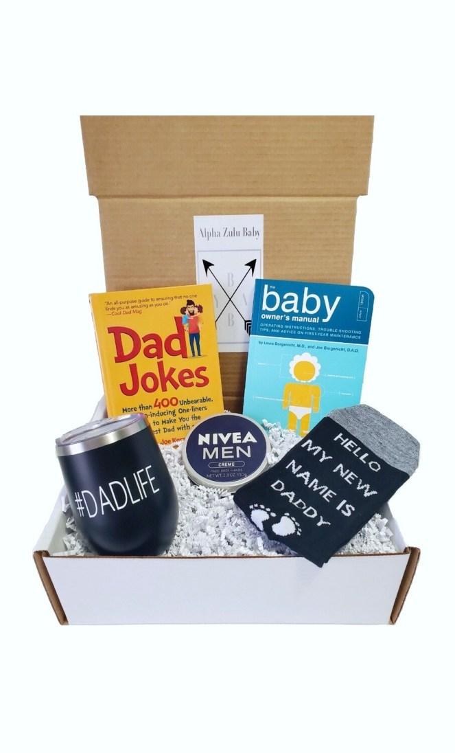 New Daddy Gift Box