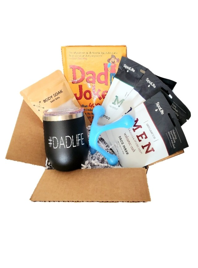 Father's Day Gift Box - Comes Gift Wrapped!