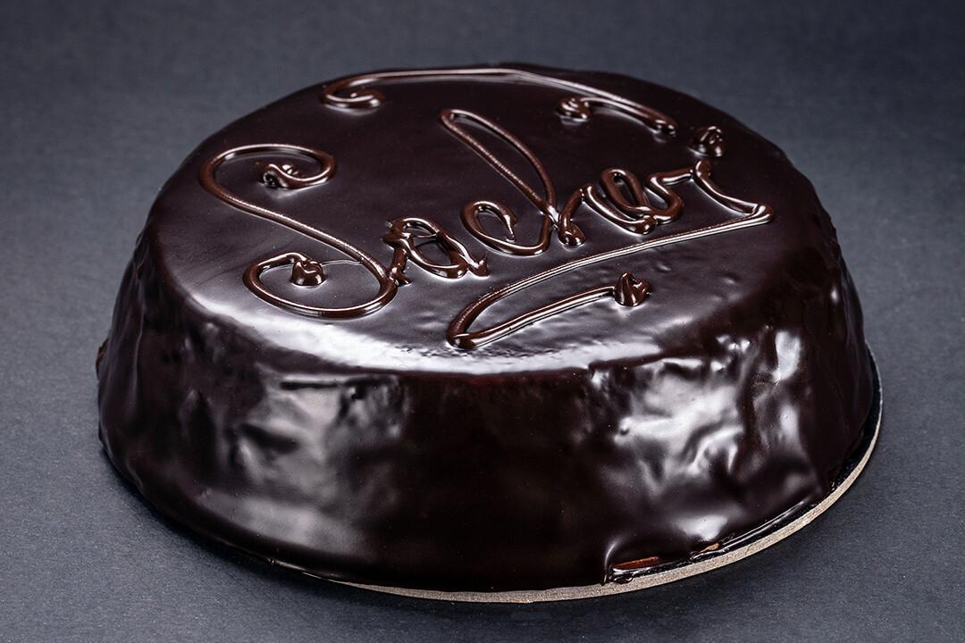Sacher al cioccolato