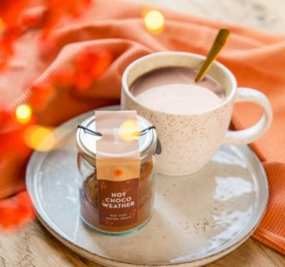 Hot Choco Weather - Pineut