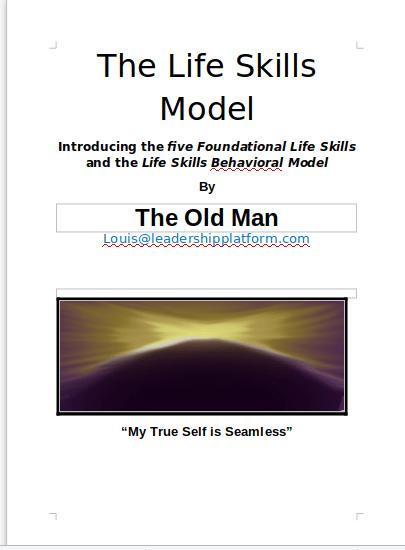 The Life Skills Model