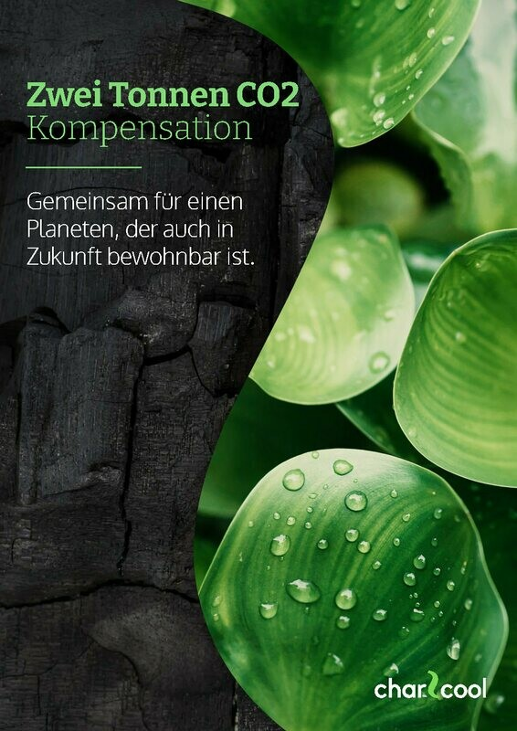 2 to CO2-Kompensations-Zertifikat - Kennenlern-Aktion