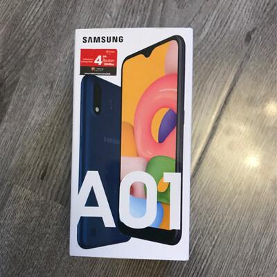 A01 Samsung 16gb Blue