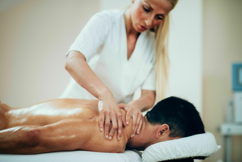 Berufslehrgang Dipl. Therapeutische Massage  /  EMR-Methode Nr. 33