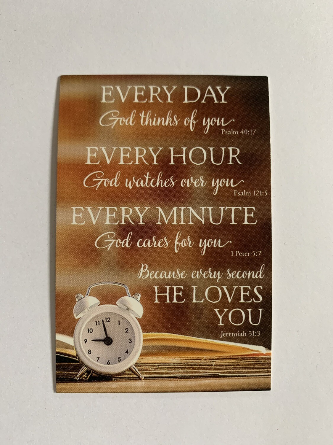 Pass It On - Everyday Every Hour Every Minute