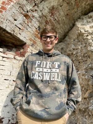 Caswell Camo Hoodie