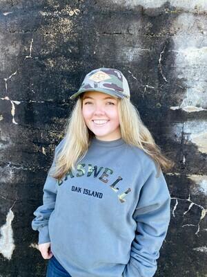 Vintage Granite Crewneck Sweatshirt