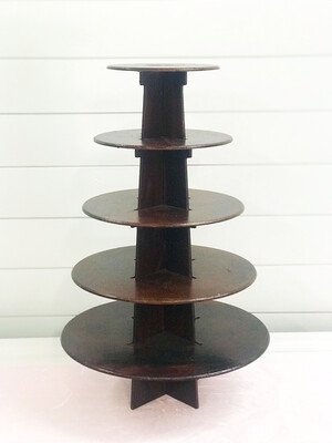 5 Tiered Cupcake Stand