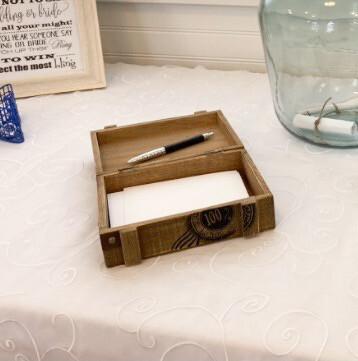 Nautical Card Box
