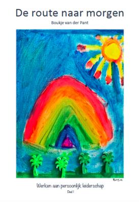 De route naar morgen - Werken aan persoonlijk leiderschap voor kinderen 8-12 jaar | Softcover | Deel 1/2