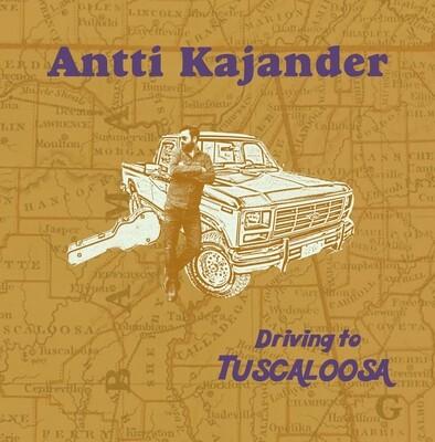 Driving to Tuscaloosa - Vinyl LP