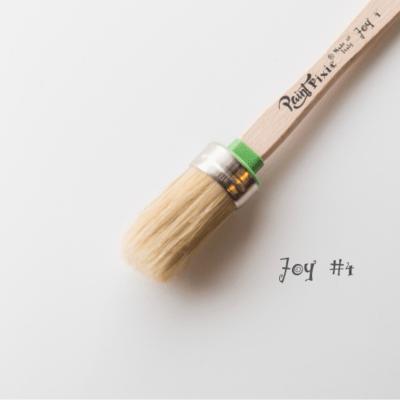 Paint Pixie Brush: Joy #4 Oval Brush