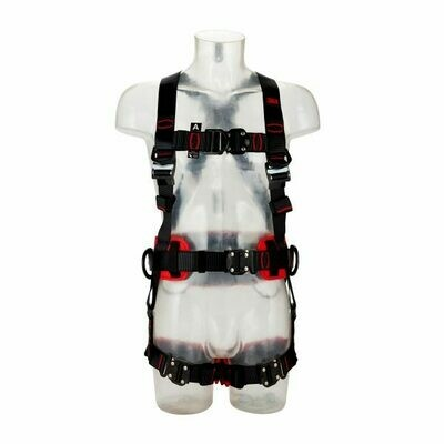 Sala Delta harness with support belt