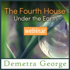 Webinar: The Fourth House - Under the Earth